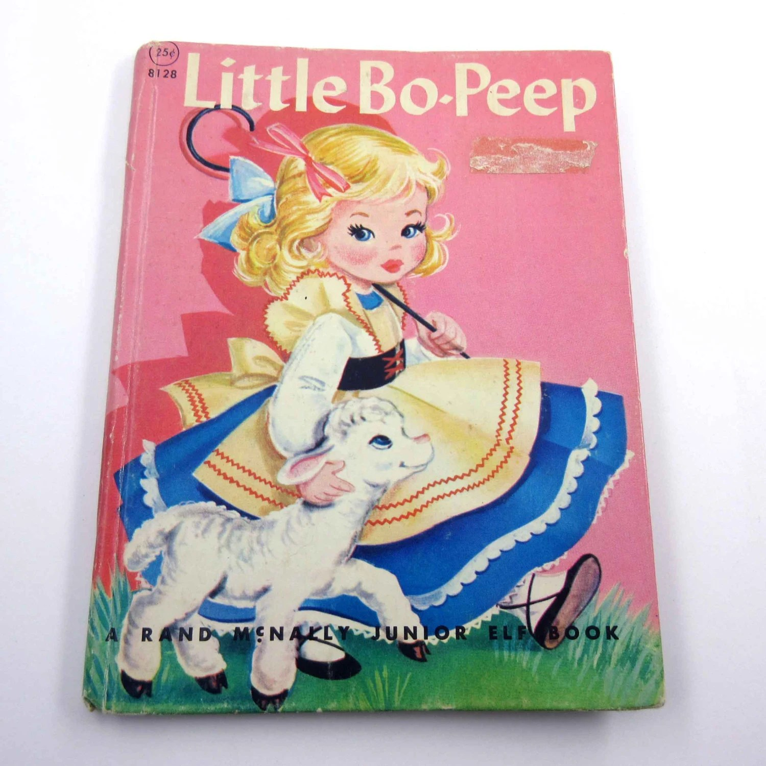 Little Bo Peep Vintage S Rand Mcnally Children S Book