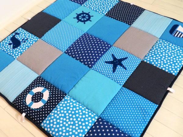 Baby Blanket Floor Play