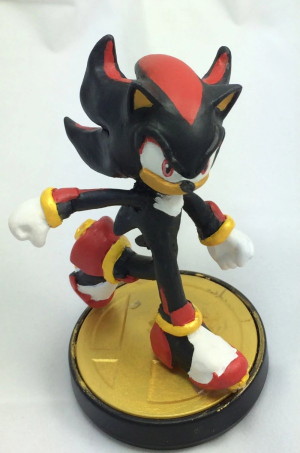 20 Sonic Amiibo Custom Pictures And Ideas On Weric