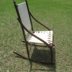 Antique Wooden Rocking Chairs Folding Chair With Canopy Vintage Wood Furniture