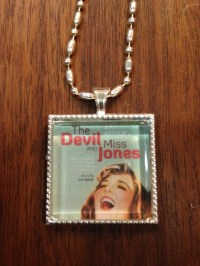 The Devil and Miss Jones pendant 1941 film starring silver