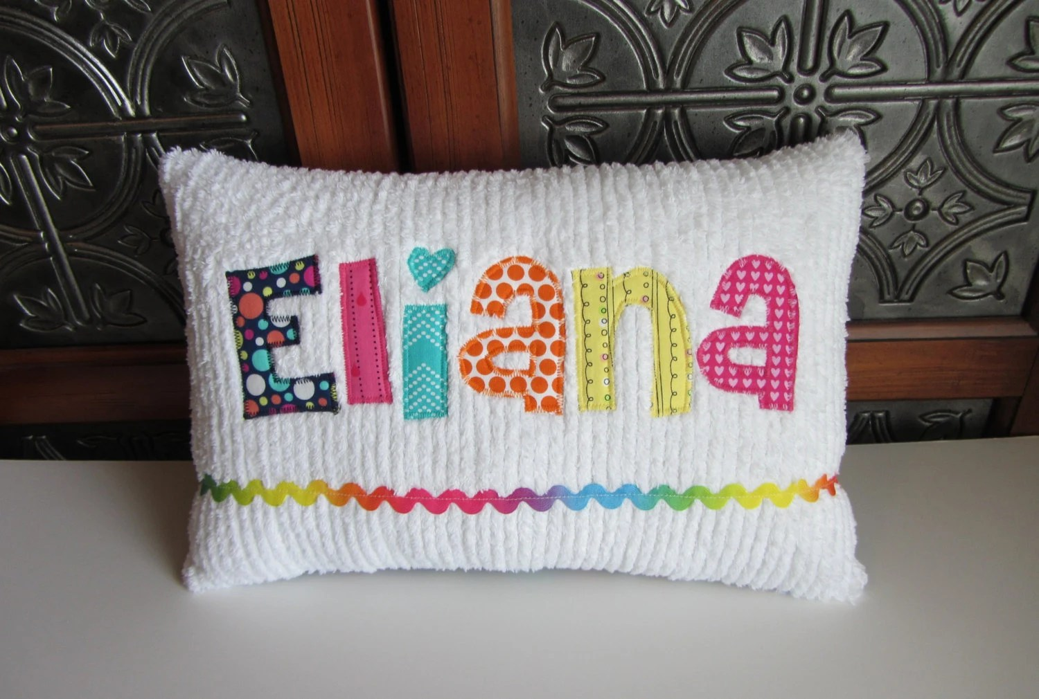 Your Name Baby Girl Custom Name Pillow Personalized Name Baby