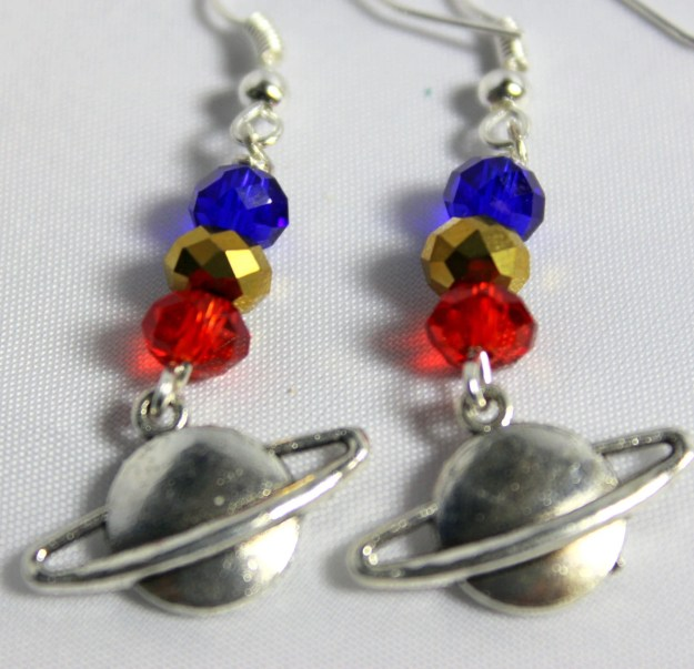 To Boldly Go Earrings...