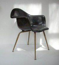 Vintage Chromcraft Fiberglass Shell Chair / Mid by urgestudio