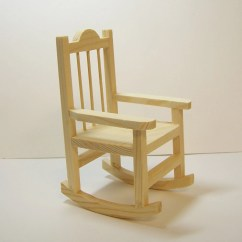 Rocking Chair Fine Woodworking French Country Dining Wooden Plans Diy
