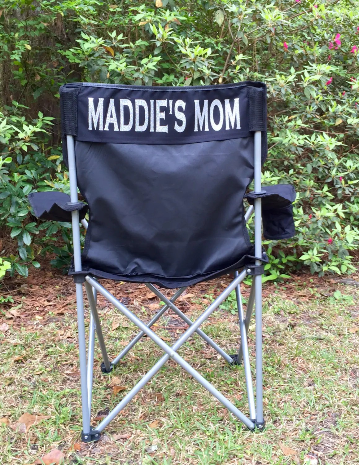 Monogram Chair Monogrammed Chair Personalized Coach 39s Chair Camp Chair