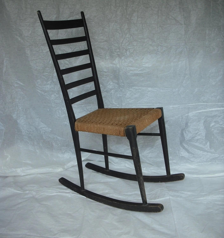 yugoslavian folding chair oxo tot seedling high ladder back | etsy