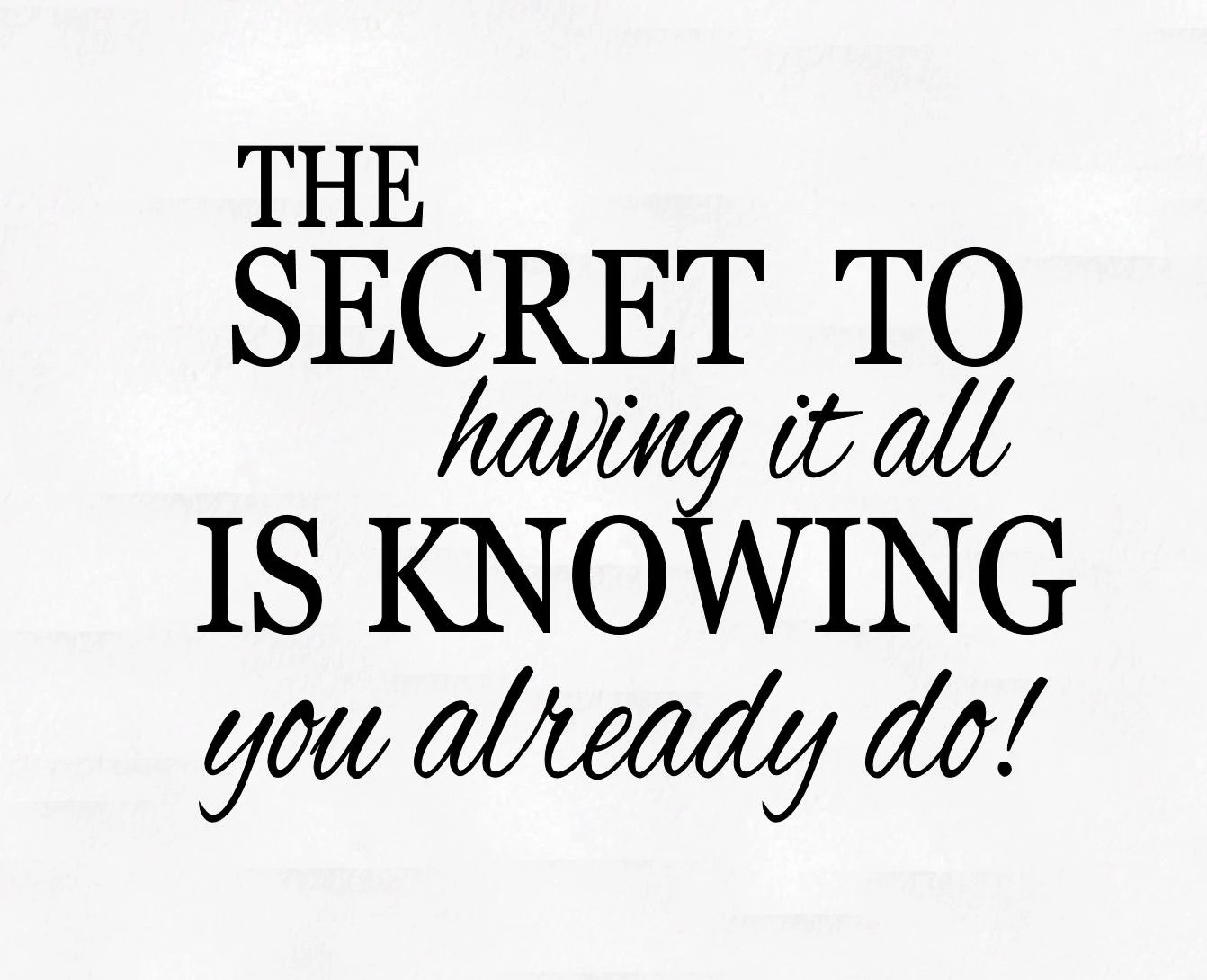 The Secret To Getting Ahead Is First Getting Started Quotes