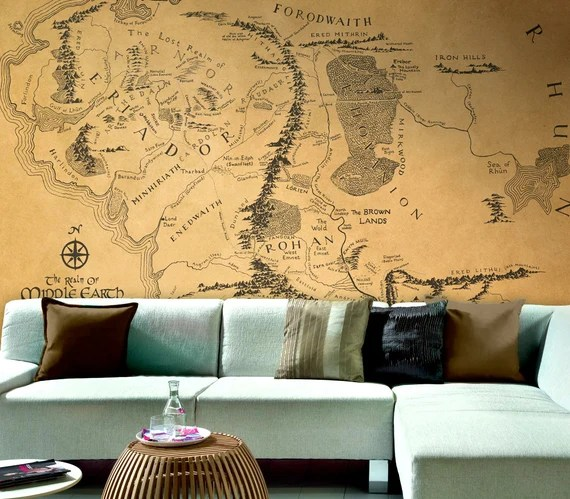 There And Back Again Hobbit Home Decor FurnishMyWay Blog