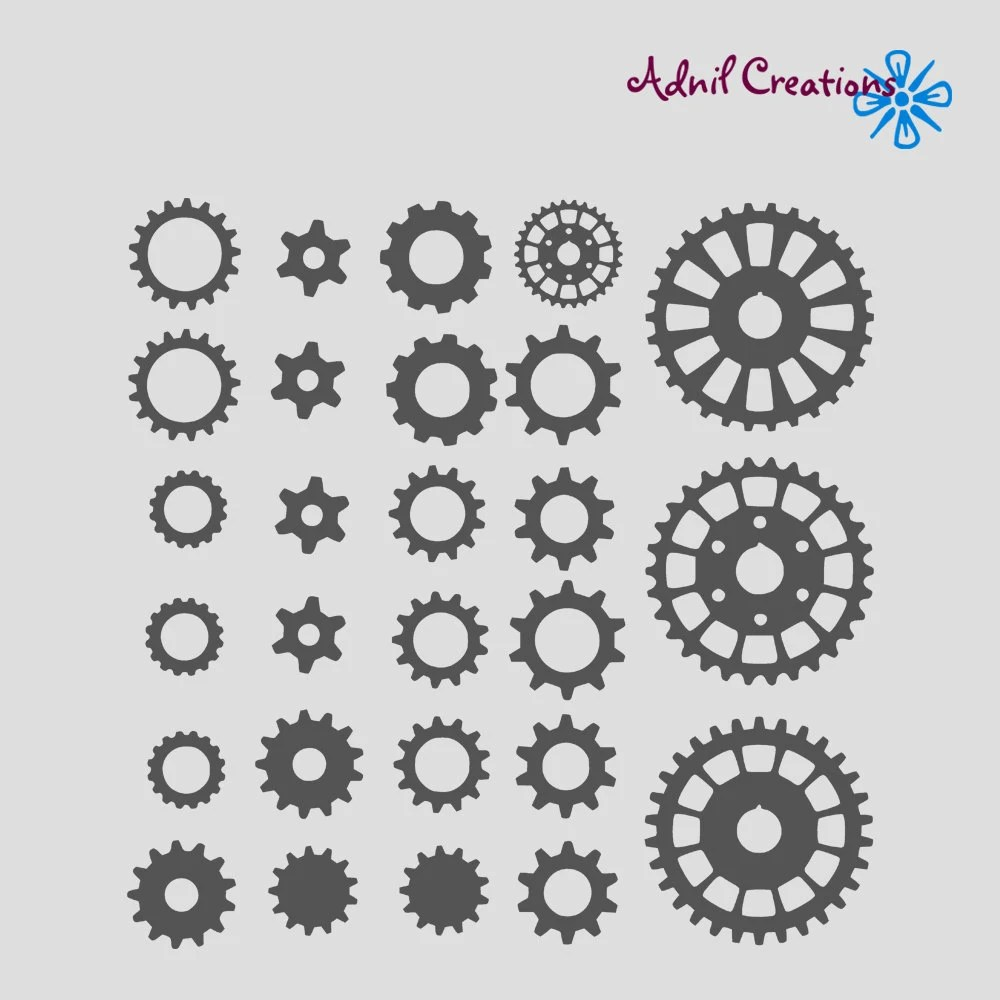 Popular items for cogs and gears on Etsy