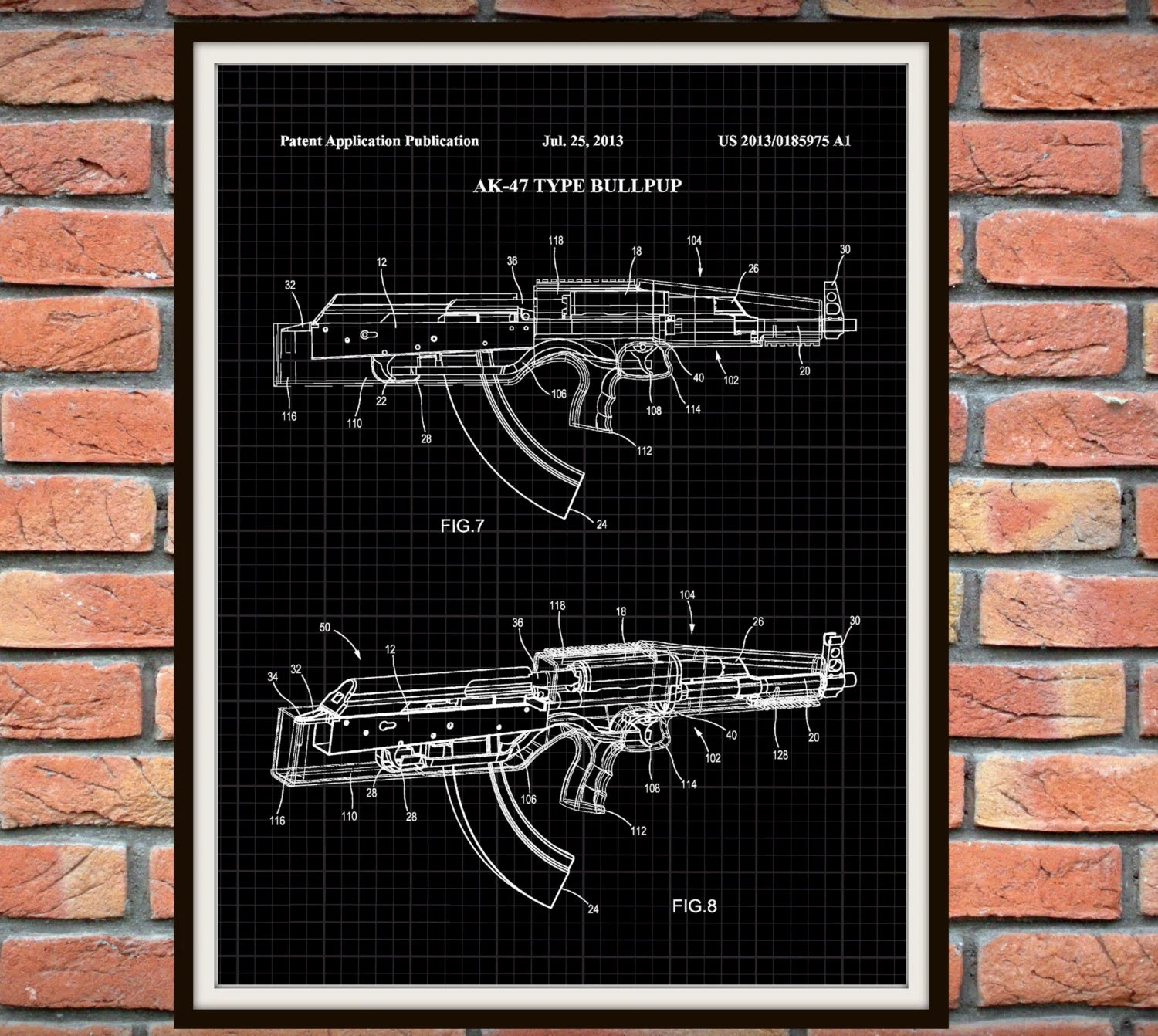 Ak47 Diagram Ak47 Exploded Diagram