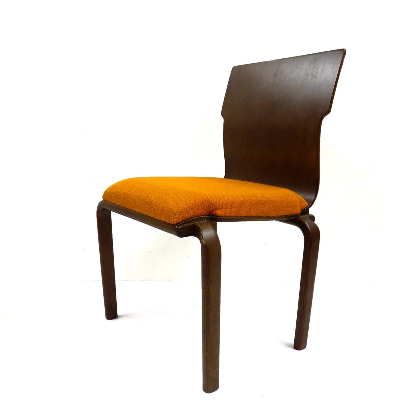 Bent Plywood Chair Free Shipping Mid Century Bent Plywood Dining Chairs Set