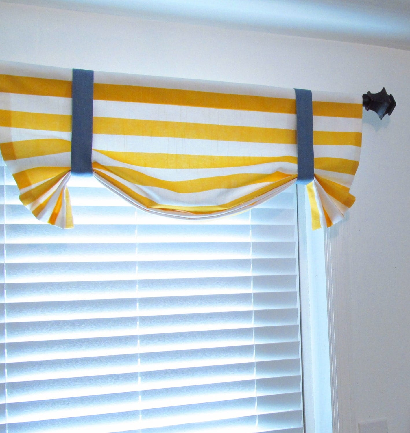 Nautical Valance Etsy