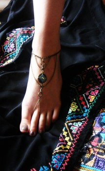 Barefoot Sandals Foot