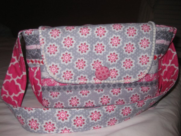 Baby Doll Diaper Bag & Accessories