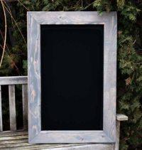 Rustic Chalkboard Frames   www.imgkid.com - The Image Kid ...