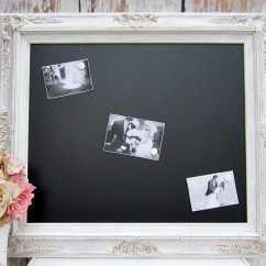 Framed Chalkboard For Kitchen Stainless Steel Faucet Decorative Wedding Decor Signs Magnetic