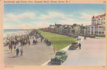 Boardwalk Ocean Avenue Seaside Hotel Grove