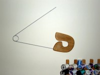 Giant Safety Pin wall decor for sewing roomslaundry by ...