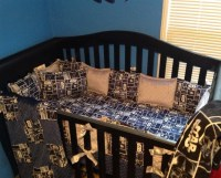 Star Wars crib set / crib bedding 8 piece fall sale 2 at