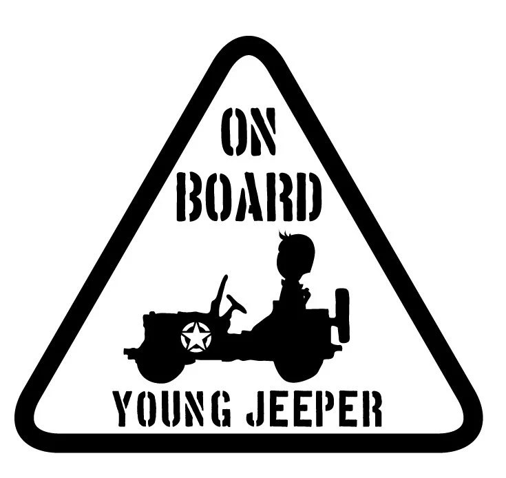 Popular items for jeep decal on Etsy