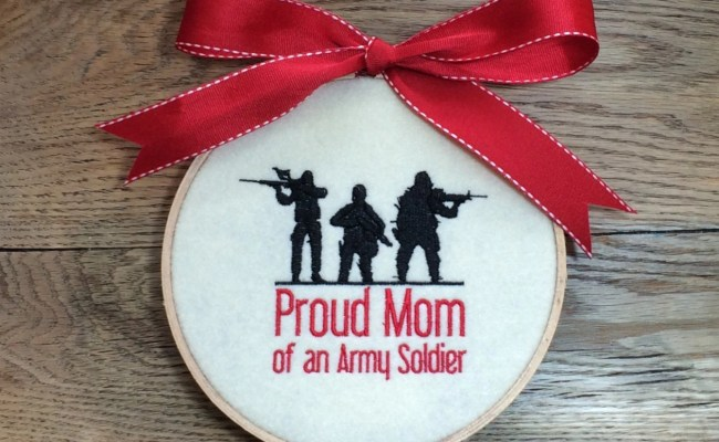 Army Mom Gift Military Mom Military Mother S Day Gift