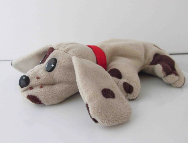 Pound Puppy Plush Dog Toy Stuffed Vintage 9 Inches