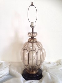 Vintage Mid-Century Modern Large Glass Bubble by ...