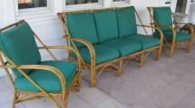 Vintage Rattan Furniture Set Haute Juice