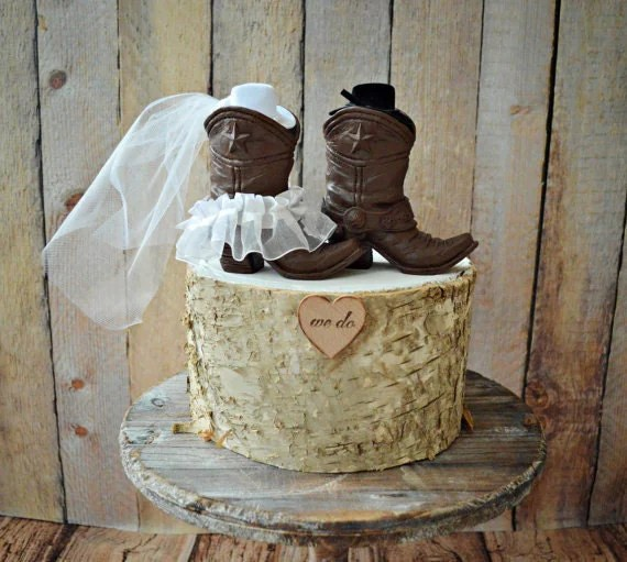 Country western weddingcowboy boots wedding by