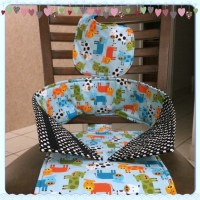 Fabric High Chair Anywhere Travel Chair by ...