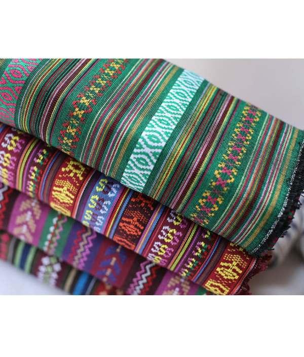 Tribal Fabric Ethnic Aztec Boho Bohemian Style