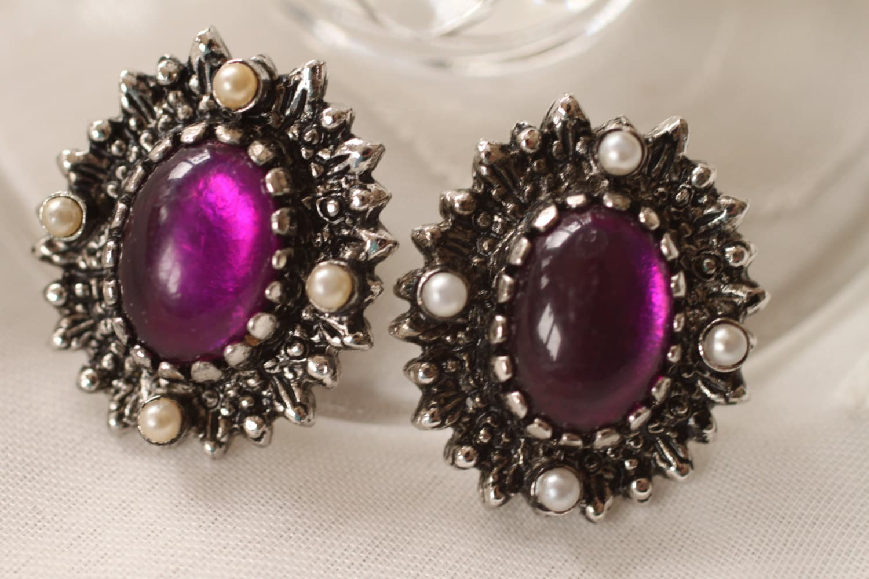 Vintage Sarah Coventry Earrings