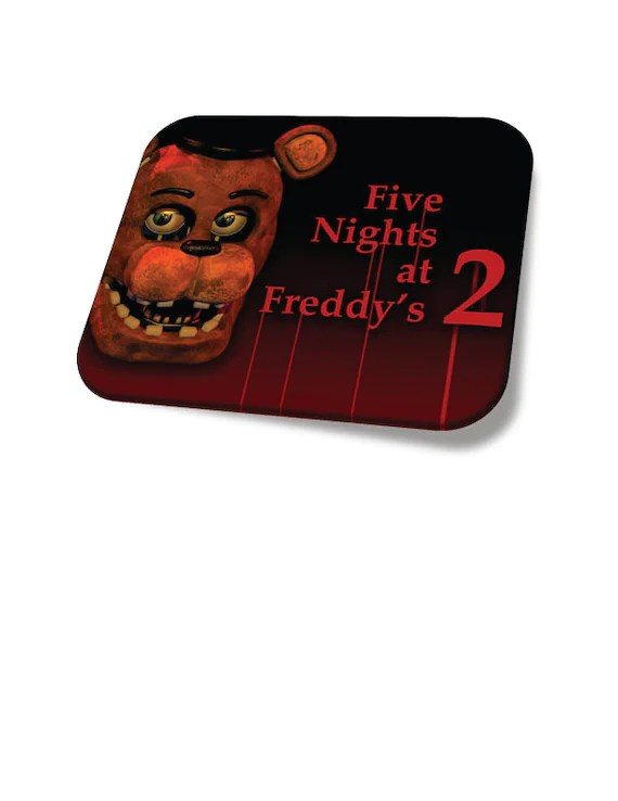 Brand New Fnaf Five Nights At Freddy's 2 Mouse By