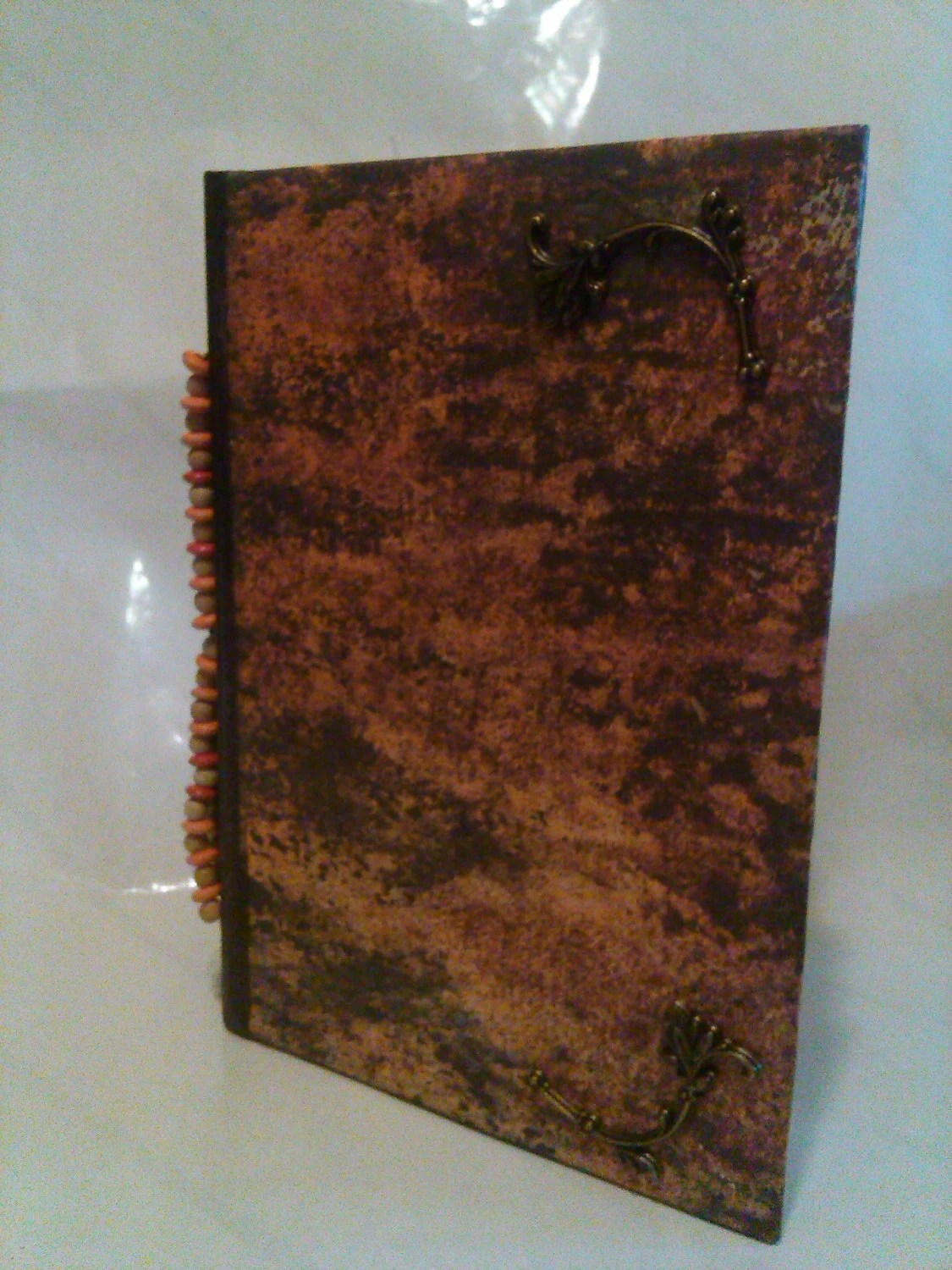 Rust Colored Journal