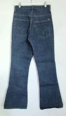 Vintage Hippie Blue Jeans