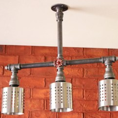 Industrial Kitchen Lights Chandeliers Home Depot Island Bar Light Hanging Pendant