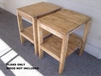 Inspiring Diy Patio Side Table - Patio Design #391
