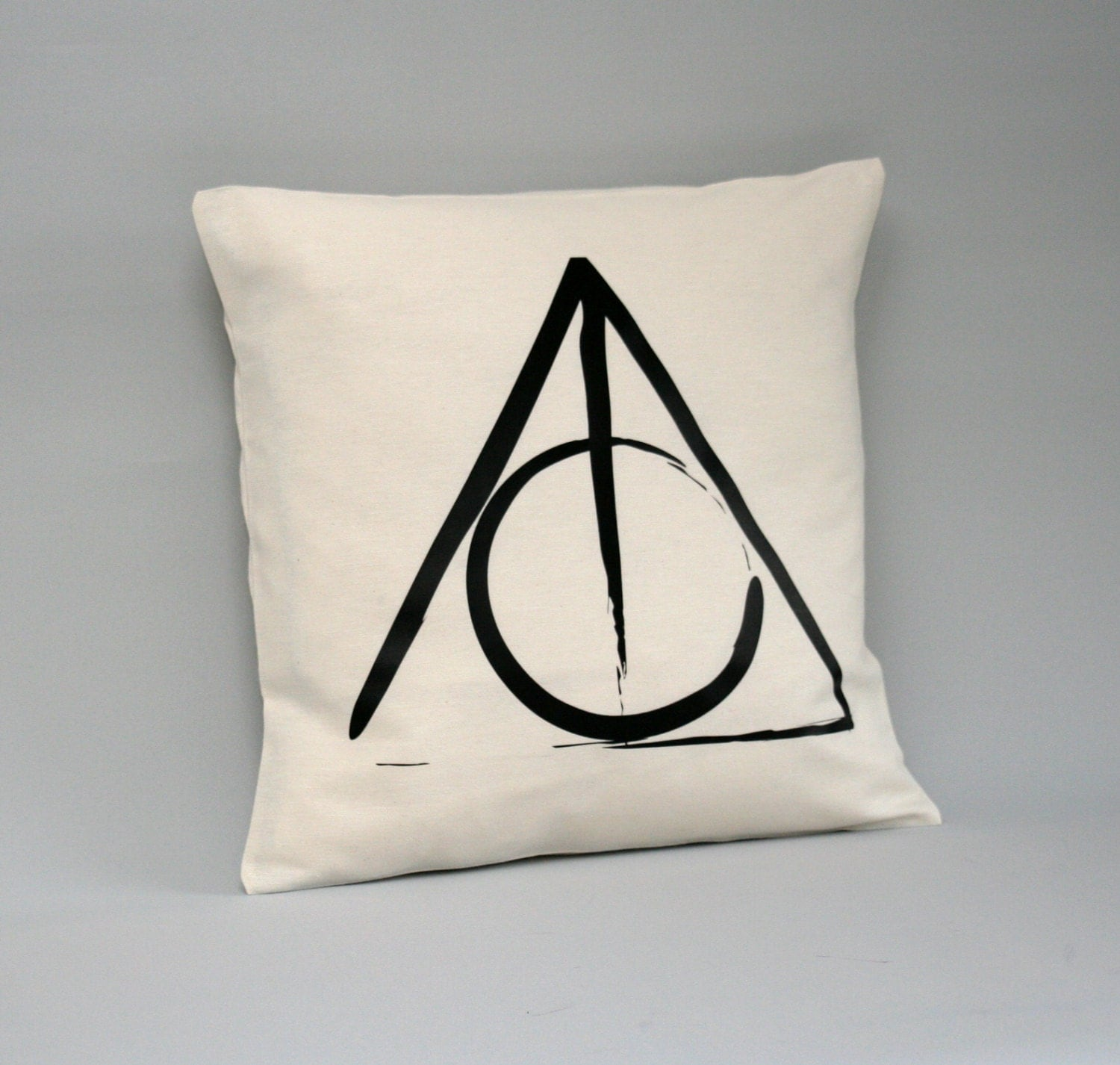 Harry Potter Cushion cover Deathly Hallows Pillow cover