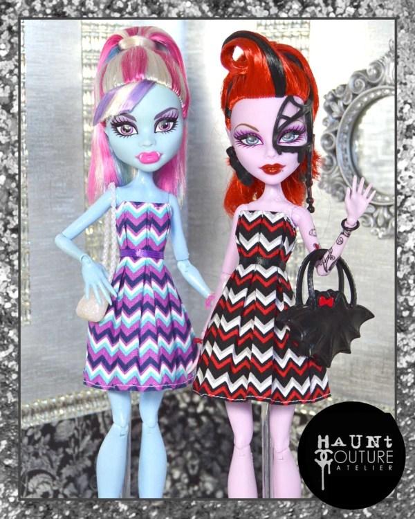 Monster Doll Yeti Girl Phantom High Hauntcoutureatelier