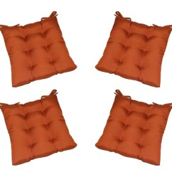 Burnt Orange Rocking Chair Cushions Small Table With 2 Chairs For Bedroom Set Of 4 In Outdoor Pottery Clay Rust