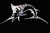 Marlin Metal Wall Art