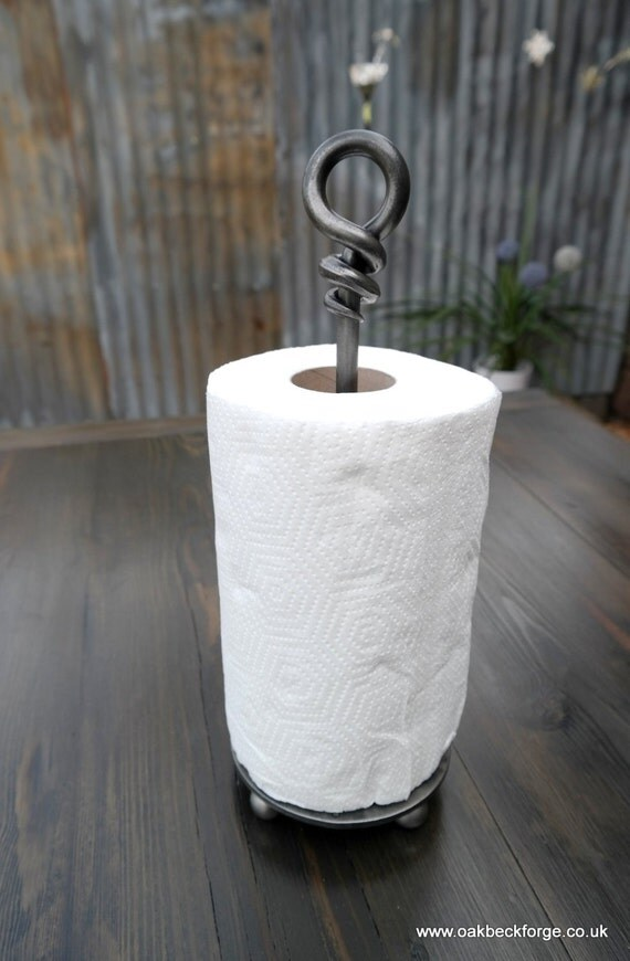 Kitchen Towel Holder Paper Towel Holder Blacksmith Hand
