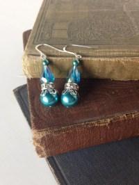 ARIEL earrings Disney Mermaid Earring / by MaisonMagnolia ...
