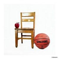Vintage School Chair / Preschool / Toddler Seat / Solid ...