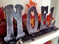 Noel Christmas Stocking Hook Stocking Hanger Fireplace