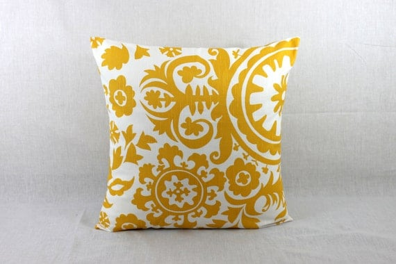26x26 Couch Pillows Euro Pillow Cover 26 x 26 by HomeMakeOver