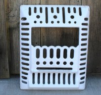 Porcelain Bathroom Wall Gas Heater Cover With Key by ...