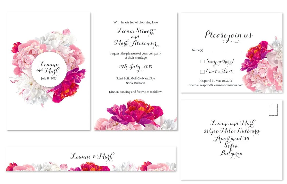 Belly Band Invitation was nice invitations template