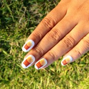 mcdonalds french fries nail decals